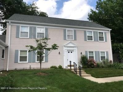 355B Old Nassau Road UNIT 355B, Monroe, NJ 08831 - MLS#: 21821957