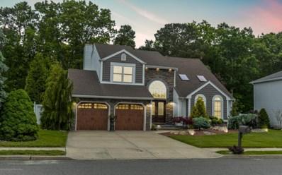 12 Jennifer Drive, Howell, NJ 07731 - MLS#: 21822090