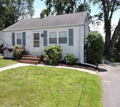317 W Sylvania Avenue, Neptune City, NJ 07753 - MLS#: 21822326