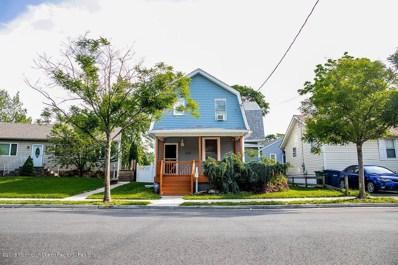 1319 10TH Avenue, Neptune Township, NJ 07753 - MLS#: 21822341