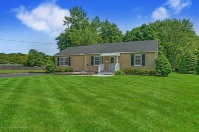 61 W Farms Road, Farmingdale, NJ 07727 - MLS#: 21822889