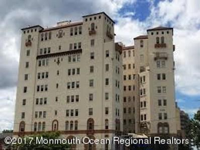 400 Deal Lake Drive UNIT 4A, Asbury Park, NJ 07712 - MLS#: 21823379