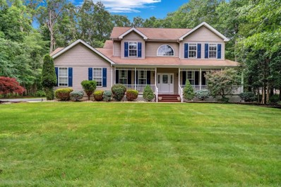 25 Amanda Lane, Howell, NJ 07731 - MLS#: 21824965