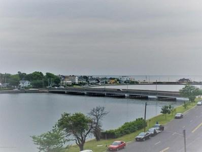510 Deal Lake Drive UNIT 5H, Asbury Park, NJ 07712 - MLS#: 21825189