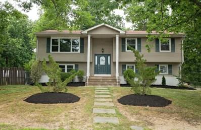 21 Hemlock Road, Howell, NJ 07731 - MLS#: 21825498