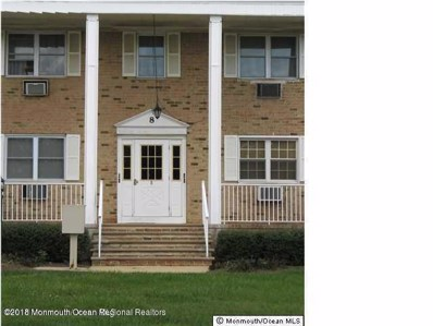 8 Manchester Court UNIT A, Freehold, NJ 07728 - MLS#: 21825605