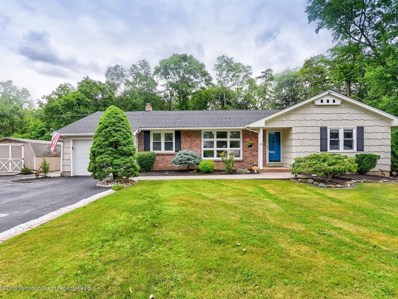 257 Colts Neck Road, Howell, NJ 07731 - MLS#: 21825819