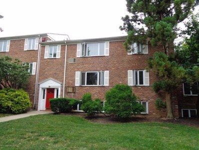 293 Spring Street UNIT 16C, Red Bank, NJ 07701 - MLS#: 21826118