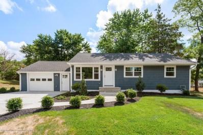 718 Ruth Drive, Neptune Township, NJ 07753 - MLS#: 21826741