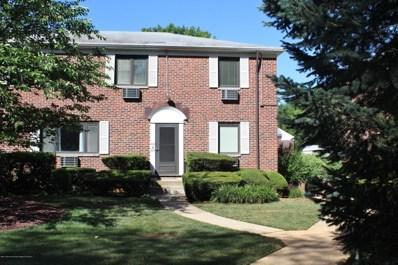 206 Manor Drive E, Red Bank, NJ 07701 - MLS#: 21827111