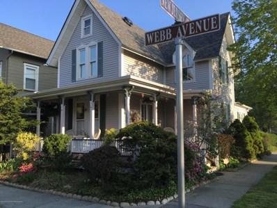 102 Webb Avenue, Ocean Grove, NJ 07756 - MLS#: 21827797