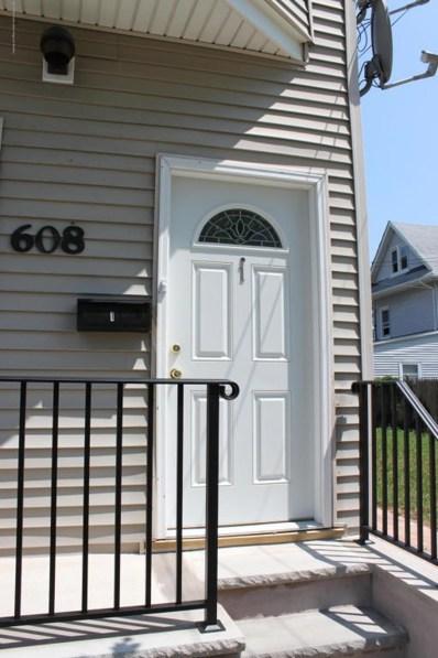 608 Emory Street UNIT APT. 1, Asbury Park, NJ 07712 - MLS#: 21828222