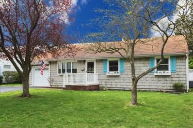 119 Meadowbrook Road, Spring Lake Heights, NJ 07762 - MLS#: 21828373