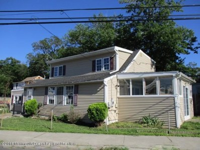 154 Center Avenue, Keansburg, NJ 07734 - MLS#: 21829262