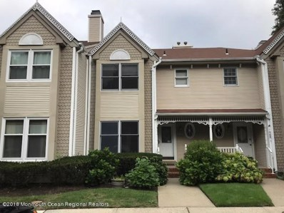 144 Northampton Drive UNIT N144, Holmdel, NJ 07733 - MLS#: 21829395