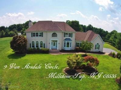 9 Van Arsdale Circle, Millstone, NJ 08535 - MLS#: 21829643