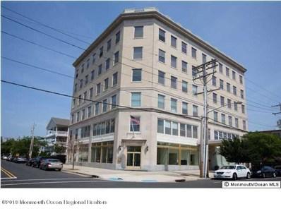 501 Grand Avenue UNIT 605 (6E), Asbury Park, NJ 07712 - MLS#: 21829656