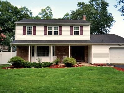 51 Jennifer Drive, Howell, NJ 07731 - MLS#: 21829934