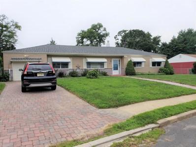 709 Doris Terrace, Neptune Township, NJ 07753 - MLS#: 21830069