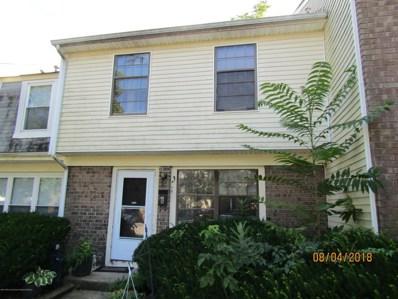 186 Williamsburg Lane UNIT 1000, Lakewood, NJ 08701 - MLS#: 21831020