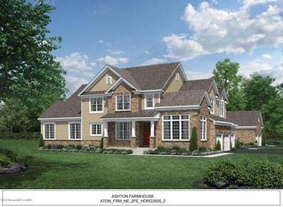 13 Spalding Drive, Holmdel, NJ 07733 - MLS#: 21831512