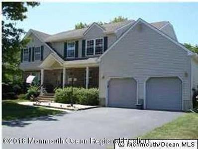 19 Julies Way, Howell, NJ 07731 - MLS#: 21831889