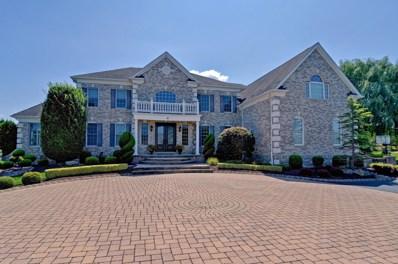 4 Monticello Court, Manalapan, NJ 07726 - MLS#: 21832392