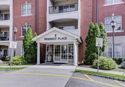 425 Regency Place UNIT 425, Woodbridge, NJ 07095 - MLS#: 21832407