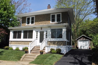30 Brown Place, Red Bank, NJ 07701 - MLS#: 21832662