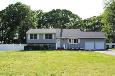 184 Riveredge Road, Tinton Falls, NJ 07724 - MLS#: 21832992