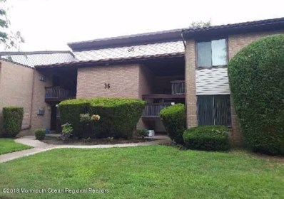 36 Amberly Drive UNIT E, Manalapan, NJ 07726 - MLS#: 21833110