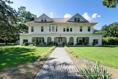 650 Woodgate Avenue, Long Branch, NJ 07740 - MLS#: 21833423