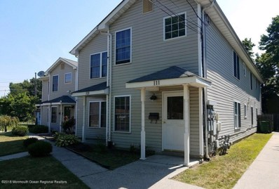 109 Whitesville Road UNIT 3, Neptune Township, NJ 07753 - MLS#: 21833760