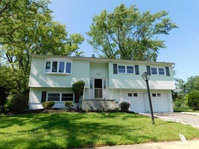 11 N Chaphagen Drive, Neptune Township, NJ 07753 - MLS#: 21833801
