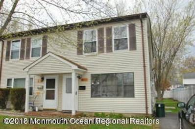 36 Green Grove Avenue UNIT 1, Keyport, NJ 07735 - MLS#: 21834656