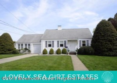 2186 Village Road, Sea Girt, NJ 08750 - MLS#: 21834868