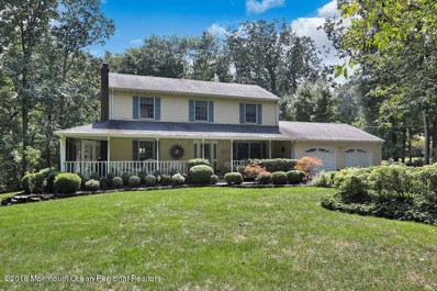 43 Carrs Tavern Road, Millstone, NJ 08510 - MLS#: 21835671