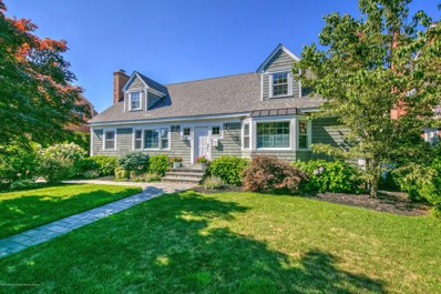 411 Washington Boulevard, Sea Girt, NJ 08750 - MLS#: 21835929