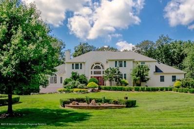 8 Stoney Brook Drive, Millstone, NJ 08510 - MLS#: 21836465