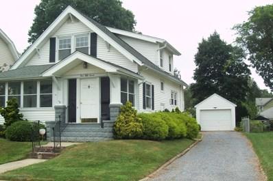 457 Harrison Street, Long Branch, NJ 07740 - MLS#: 21836916