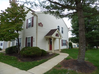 43 Kinnoll Hill Court UNIT 9, Freehold, NJ 07728 - MLS#: 21838828