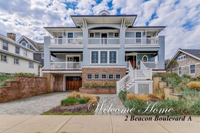 2 Beacon Boulevard UNIT A, Sea Girt, NJ 08750 - MLS#: 21838921