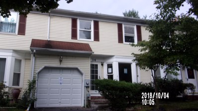 34 Carriage Lane, Englishtown, NJ 07726 - MLS#: 21839144
