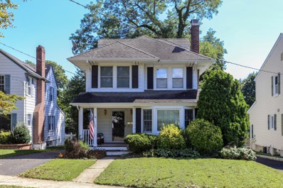 39 Brown Place, Red Bank, NJ 07701 - MLS#: 21839812