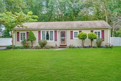 3 Oakwood Drive, Howell, NJ 07731 - MLS#: 21839886