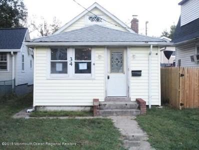 34 Shadyside Avenue, Keansburg, NJ 07734 - MLS#: 21840141
