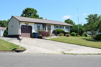 11 Lynn Drive, Neptune Township, NJ 07753 - #: 21840447