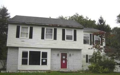 2 Jonathan Drive, Tinton Falls, NJ 07753 - MLS#: 21840946