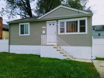 38 Myrtle Avenue, Keansburg, NJ 07734 - MLS#: 21841409