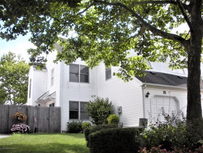 15 Browning Court, Freehold, NJ 07728 - MLS#: 21842651